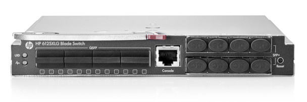 HP 6125XLG Ethernet Blade Switch