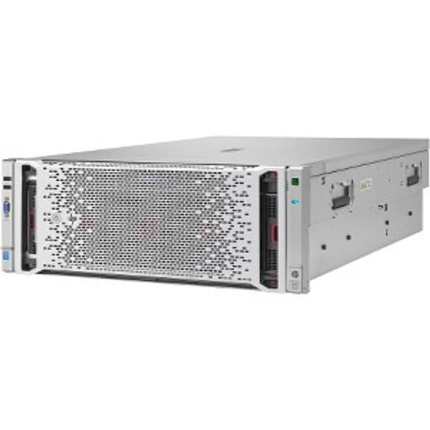 HPE DL580 Gen9 QC E7-8893v3 3.2GHz 4P 256GB P830i/4GB 4RPS