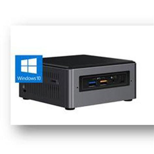 Intel NUC 7 Home NUC7i5BNKP Desktop Computer - Core i5-7260U - 8GB  RAM/256GB SSD - Mini PC