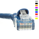 "Cable Wholesale Cat6 Ethernet Patch Cable - Snagless/Molded Boot 6"" - 200ft"
