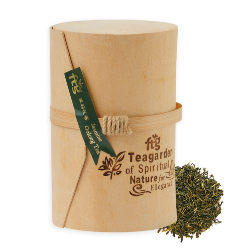 Organic Jasmine Oolong - 120 grams