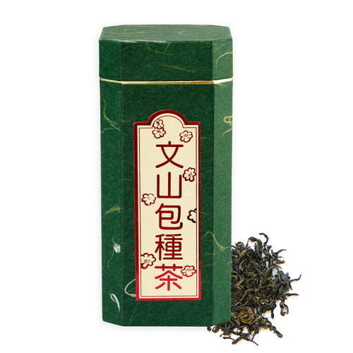 Taiwan Oolong Tea - Bao Jung Cha Certified Organic - 200 grams