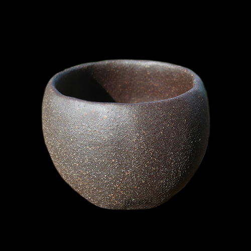 Taiwan Tea Cup 036 (Lava Clay)