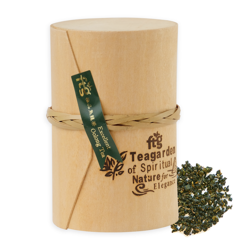 Premium Grade Classic Certified Organic Oolong from Taiwan 120 grams