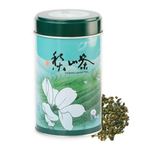 Pear Mountain Li Shan Premium Loose Leaf Taiwan Certified Organic Oolong 150 grams