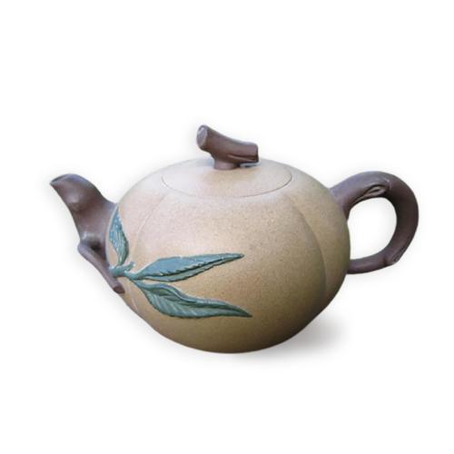 Taiwan Duan-ni Peach Leaf Teapot 018