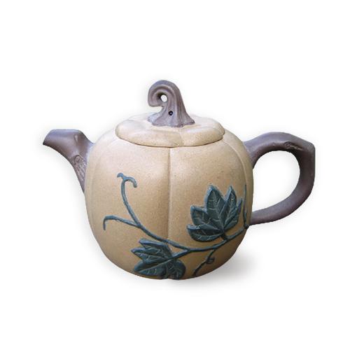 Taiwan Duan-ni Pumpkin Teapot 019