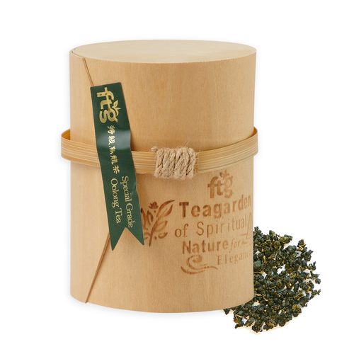 Premium Grade Classic Certified Organic Oolong from Taiwan 50 grams