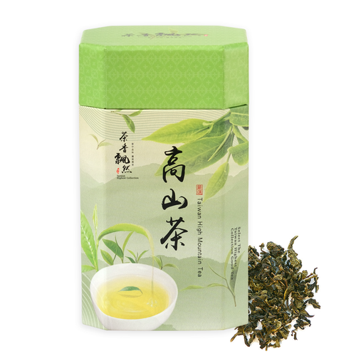 Four Seasons Spring High Mountain Oolong Tea - 150 grams (5.3oz) - Premium Quality
