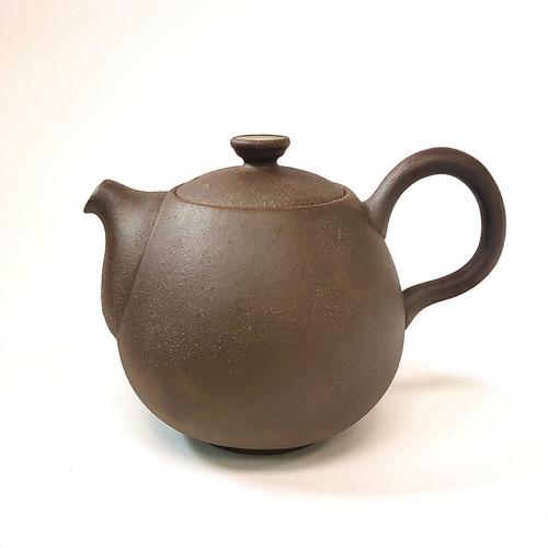 """""""Ancient Lava Clay"""" Tea Pot"""