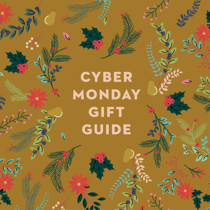 Amazing deals from brands you love, for CYBER MONDAY!