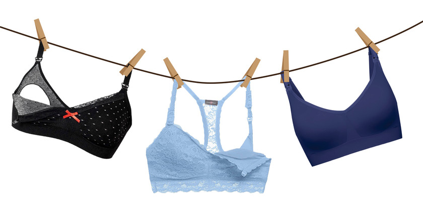 Best Bras for Pumping Moms
