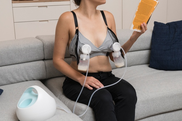 a6a93c7c3 Best all in one bra for Nursing and Handsfree Pumping review - The Dairy  Fairy