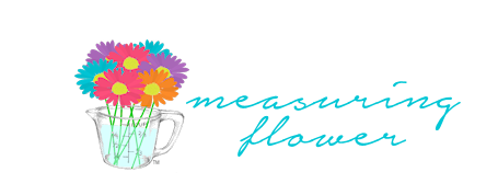 Measuring Flower Blog Review