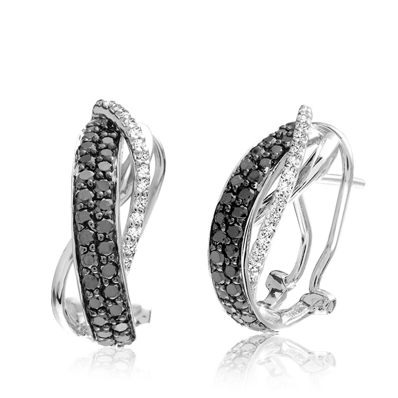 600022552baae DIAMOND EARRING #13-040502