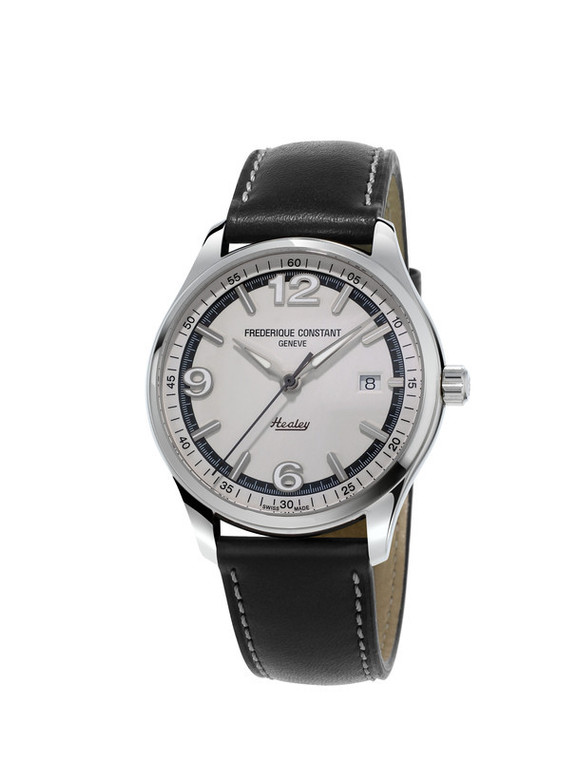 VINTAGE RALLY HEALEY AUTOMATIC - WHITE DIAL