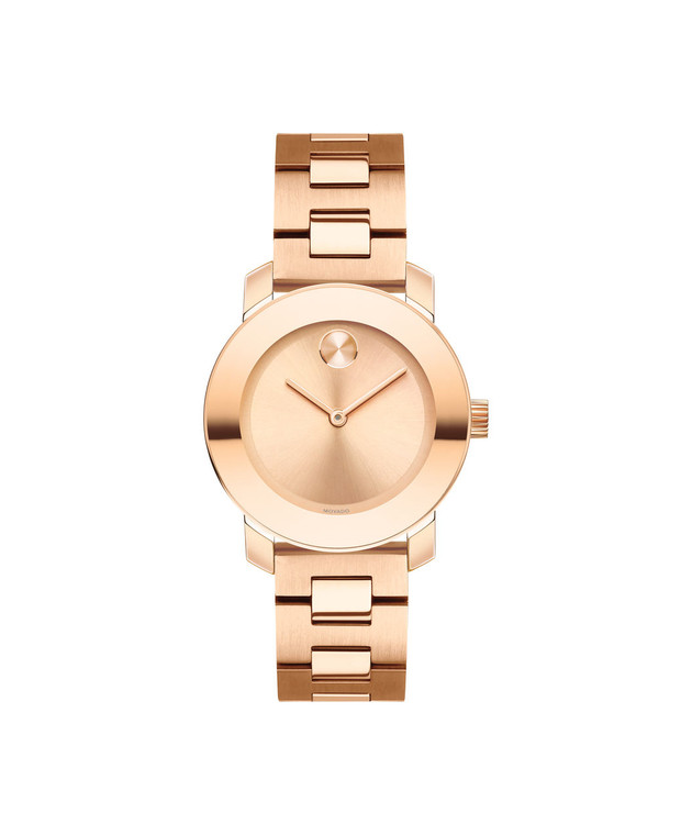 3600435 Smaller mid-size Movado BOLD watch