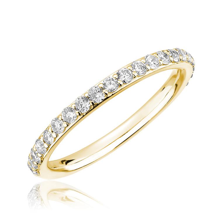 DIAMOND BAND  #02-04BGL1BY