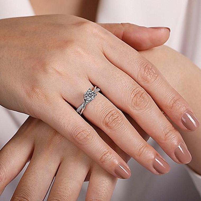 Engagement Ring #ER6360W44JJ