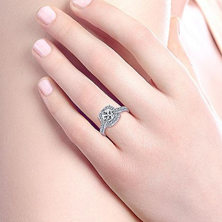 Engagement Ring #ER7500W44JJ