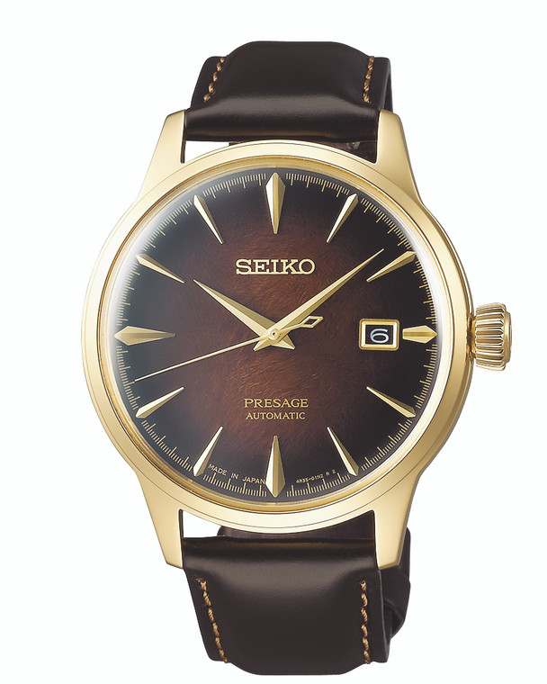 Seiko Presage Watch #SRPD36