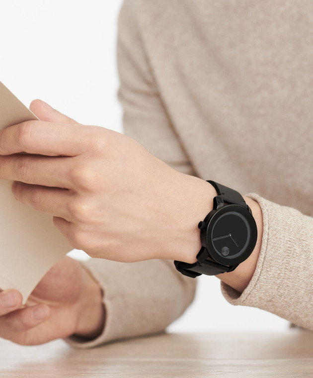 Large Movado BOLD watch