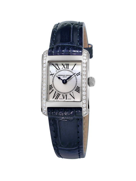 FREDERIQUE CONSTANT CLASSICS DIAMOND CARRÉE LADIES