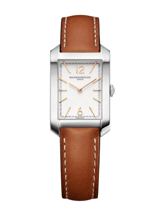 BAUME MERCIER HAMPTON LADIES - 10472
