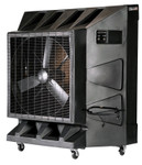 """Port-A-Cool 36"""" PAC2K361S Single Speed Portable Evaporative Cooler - Left Face View"""