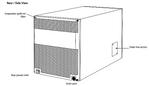 WhisperKOOL EX8000ti Rear Labeled