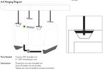 Quest 506 Dehumidifier Hanging Diagram