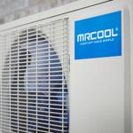 MrCool DIY-12-HP Mini Split Condenser Logo