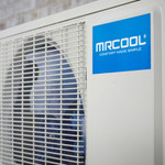 MrCool DIY-12-HP Mini Split Condenser Logo