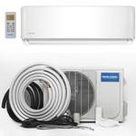 MrCool A-12-HP Mini Split Evaporator, Condenser and Line Set