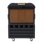 Portacool Jetstream 240 PACJS2401A1 Portable Evaporative Cooler - Back View