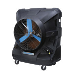 Port-A-Cool Jetstream 270 PACJS2701A1 Portable Evaporative Cooler - Left Face View