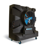 Port-A-Cool Hurricane 360 PACHR3601A1 Portable Evaporative Cooler - Right Face View