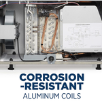 Aprilaire 1850 95 Pint Whole House Dehumidifier Corrosion Resistant