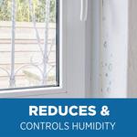 Aprilaire 1850 95 Pint Whole House Dehumidifier Humidity
