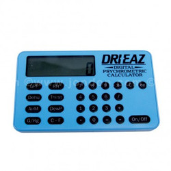 Dri-Eaz Digital Psychrometric Calculator