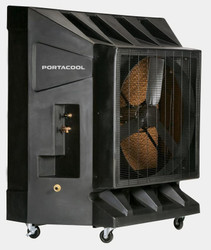 "Port-A-Cool 36"" PAC2K361S Single Speed Portable Evaporative Cooler - Right Face View"
