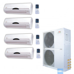 Heating/Cooling - Air Conditioners - Ductless Air