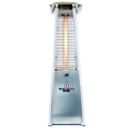 Lava Heat Italia Table Top Flame Patio Heater (LHI-145)