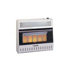 Williams VENT FREE INFRARED PLAQUE 20K BTU Gas Wall Heater