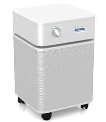 Austin Air Allergy Machine Air Purifier B405C1, WHITE