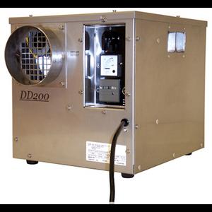 Ebac DD200 Desiccant Dehumidifier