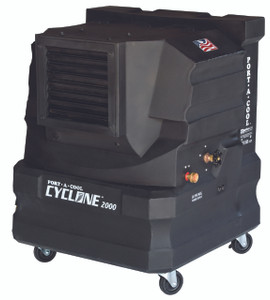 Portacool PACCYC02 CYCLONE 2000 PORTABLE EVAPORATIVE COOLER -