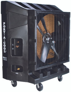 "Portacool 48"" Two Speed Portable Evaporative Cooler - PAC2K482S"