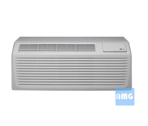 LG PTAC 42'' 12K Heat Pump (LP126HD3B)