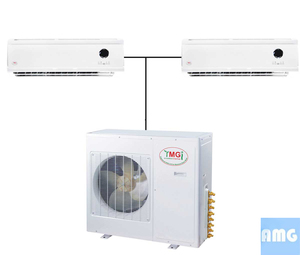 YMGI Mini Split DC Inverter Dual Zone Mix & Match
